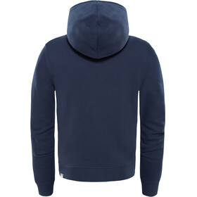 The North Face Drew Peak Pullover Hoody Youth Cosmic Blue/High Rise Gr